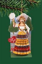 """I Love Lucy """"Gypsy""""  Carlton ornament"""