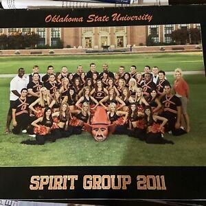 Oklahoma State  University Dance team, Cheerleaders Calendar