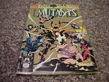 The New Mutants Annual #7 (1991) Marvel Comics VF/NM