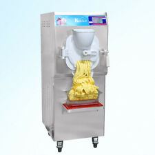More details for kolice commercial 30-40l/hour gelato hard ice cream machine, batch freezer