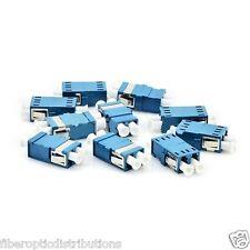 LC/UPC to LC/UPC Duplex Single mode SC Type Fiber Optic adapter(5 qty)-7122