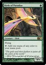 BIRDS OF PARADISE M12 Magic 2012 MTG Green Creature — Bird RARE