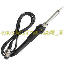 5 Holes Soldering Station Iron Handle For AT 8586 AT936b 936A 937A 220V 700W AU