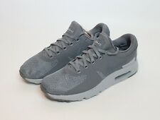 Nike Men's Air Max Zero Cool Grey Shoes 789695-003 New Size 12