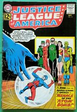 Justice League of America (1960) #14 VG+ (4.5)