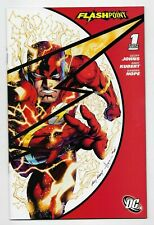 Flashpoint #1 DC 2011 SDCC Kubert Wraparound Variant 1st Thomas Wayne Batman