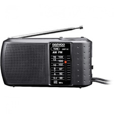 Radio Digital Daewoo AM/FM DRP-14
