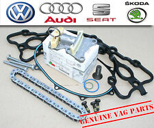 Genuine Audi A3 S3 A4 A6 2.0 TFSI / 2TFSI Cam Chain & Tensioner Repair Kit