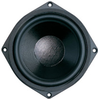 """B&C 6PS38 6.5"""" Professional Woofer - 300W Low Frequency Speaker"""