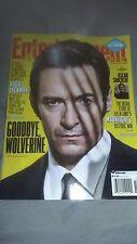 Entertainment Weekly - Hugh Jackman - Wolverine / X-Men - NO ADDRESS LABEL