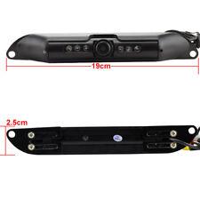 Rückfahrkamera CCD 180 Weitwinkel 170 Nachtsicht IR für Monitor einbauen Auto
