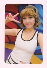 "SNSD GIRLS' GENERATION ""HOOT""  Official Photo Card JESSICA ver.B  F/S New G732"