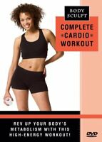 DVD - Exercise & Fitness - Body Sculpt - Complete Cardio Workout -Get Into Shape