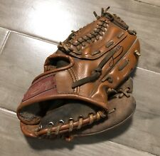 "Rawlings Vintage Baseball Glove Ricky Henderson RBG18011 "" RHT Leather"