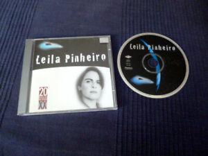 CD Leila Pinheiro MILLENIUM Best Of Greatest Hits Historia Música Popular Brazil