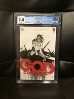 God Country #1 - CGC 9.4 - Rarest Print ( 4th Print ) Image  - DONNY CATES -