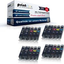 20 x Office Cartuchos de tinta para Canon pixma-mg-5350 Tinta e impresora light