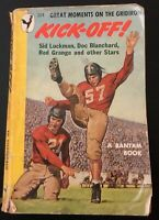 Kick-Off! - Great Moments On The Gridiron (Paperback)