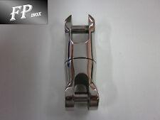 Connecteur chaine Emerillon 6/8mm Pivotant inox 316