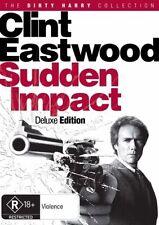 Sudden Impact (DVD, 2008)