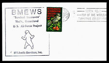 U.S. AIR FORCE PROJECT SURVIVAL INSURANCE POLAR BEAR COVER  (ESP#409)