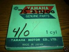 NOS 1975-1976 Yamaha DT400 Piston Rings 1.00 500-11610-40