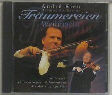 CD  Andre Rieu , Helmut Zacharias , Träumerein zu Weinachten