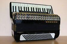 Hohner Atlantic IV DeLuxe 120 Bass LMMH Accordion Akkordion Fisarmonica