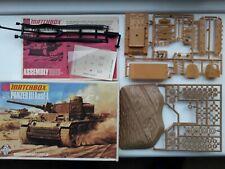 Panzer III Ausf L 1/76 Scale Matchbox Model kit