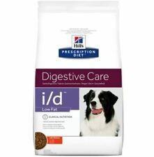 More details for hill's prescription diet canine i/d low fat digestive care dry dog food chicken