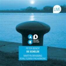 Peter Benoit: De Schelde (CD, Dec-2014, 2 Discs, Royal Flemish Philharmonic)