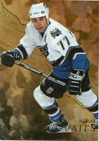 98-99 BE A PLAYER BAP GOLD #296 ADAM OATES CAPITALS *33147