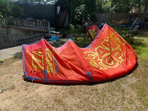 North 12 m kite Vegas 2015. Kite leaks, needs to be repaired.