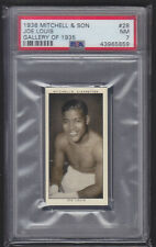 Mitchell - A Gallery Of 1935 1936 - Joe Louis - PSA 7 NM