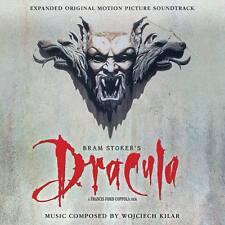 BRAM STOKER'S DRACULA Wojciech Kilar 3-CD LA-LA LAND Soundtrack Score Ltd NEW!