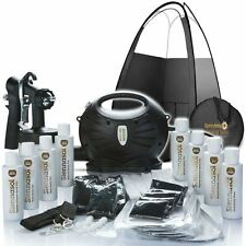 Spray Tan Kit | Rapidtan Professional Airbrush Machine, Tanning Tent & Tan