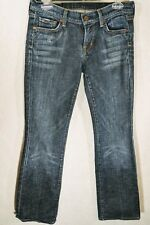 CITIZENS OF HUMANITY Womens Kelly #001 Low Waist Boot Cut Stretch Jeans, Size 29