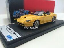 BBR Model 1/43 Ferrari 550 Barchetta M. Schumacher Test Car 2000 Art. BBRC137B