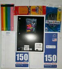 School Supplies Essentials Bundle Pack # 1A