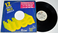 "Philippines STRAWBERRY SWITCHBLADE Let Her Go 12"" EP Record"