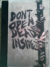 "Kindle 6"", The walking dead ""Zombie hands"", Flip Cover, Kunstledertasche, Neu"