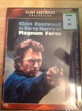 Magnum Force (DVD, 2001, Clint Eastwood Collection)NEW Authentic US RELEASE