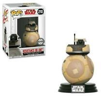 Funko Pop 210 Star Wars Resistance BB Unit 9cm