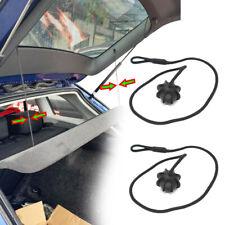 2pcs Trunk Parcel Shelf String Cord Tonneau Strap For VW Golf MK5 MK6 GTI Rabbit