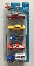 NEW Maisto Fresh Metal Fresh Pack of 5 (incl. Lamborghini) NIP #2