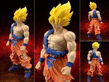 Japan Anime DBZ Dragon Ball Z Super Saiyan Gokou Goku Xplus Figurine 45cm No Box