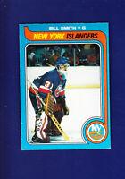 Bill Smith HOF 1979-80 O-PEE-CHEE OPC Hockey #242 (EXMT) New York Islanders
