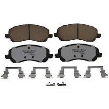 Disc Brake Pad Set-Brake Pads Perfect Stop PC866