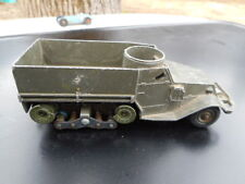 dinky toys  made in France  Half Track
