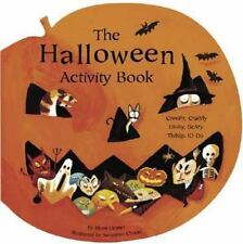 The HALLOWEEN Activity Book (Brand New Paperback) Mymi Doinet